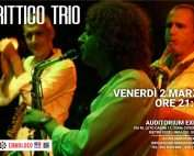Trittico Trio in concerto Exfila